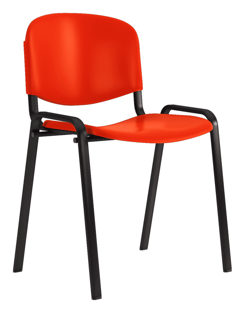 Conference / Training Chair - Red Topper