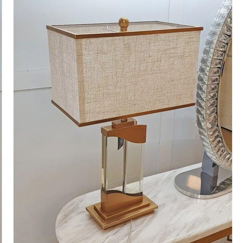 Cubed Table Lamp 8060