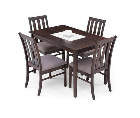 Deluca Four Seater Dining Set