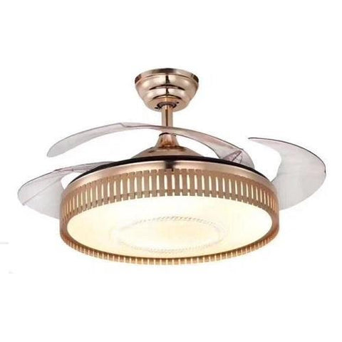 DELUXE LIGHT CEILING FAN
