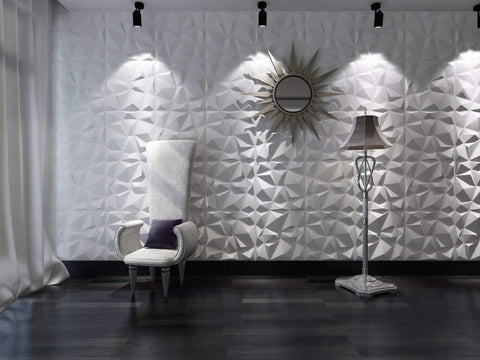 DIAMOND 3D Wall Panel per square meter