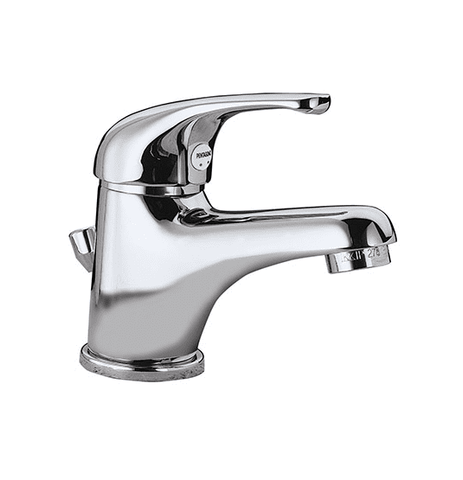 Diedra Basin Mixer With Automatic Pop-Up Waste