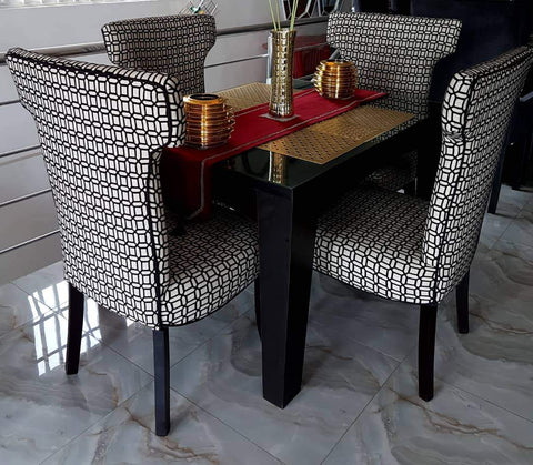 Dining Table Set of 4