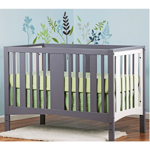 Dream On Me Havana 5 in 1 Crib With Free Mattress And Pillow