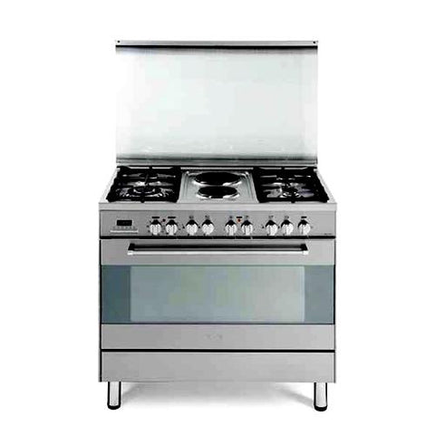 Elba 9S4EX737 90cm (4 Gas, 2 Elect + Elect Oven) Cooker