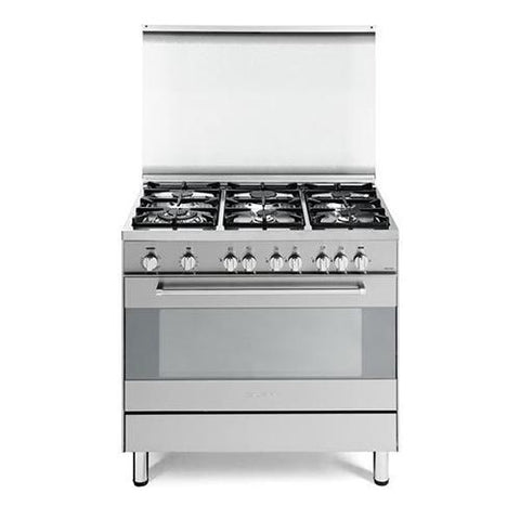 Elba 9SEX688 (6Gas Burner + Gas Oven) Cooker