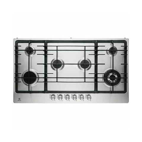 Electrolux 90cm Gas Hob In Stainless Steel
