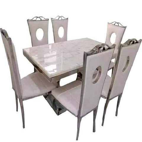Exclusive Marble Dining Set