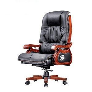 Executive Leather Recliner Chair-G7