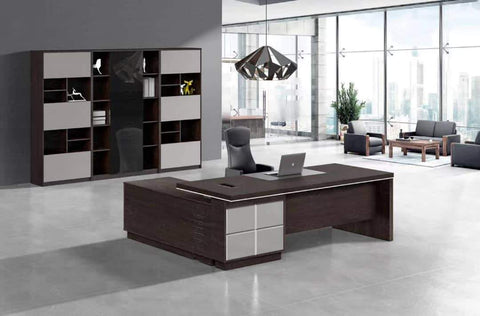 Executive Office Desk-2.2mtr