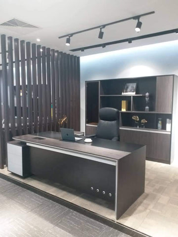 Executive Office Desk-2mtr