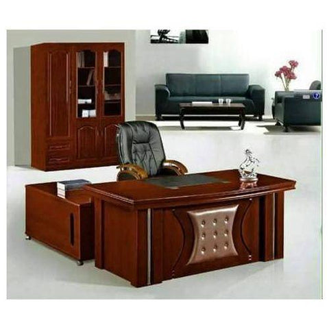 Executive Office Table And Chair - 2mtr