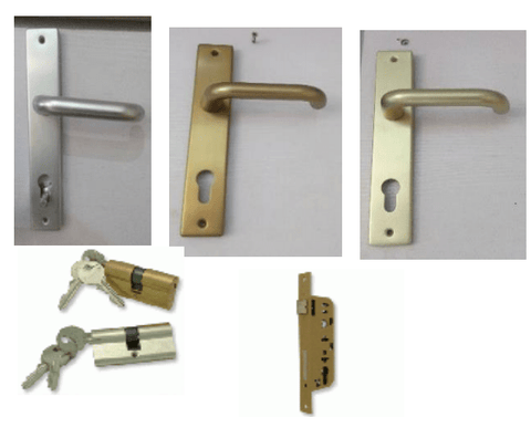 Fadex 138 Door lock