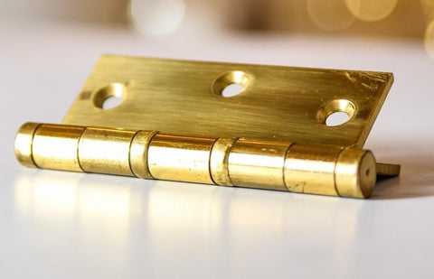 FADEX 522 HINGES POLISHED BRASS