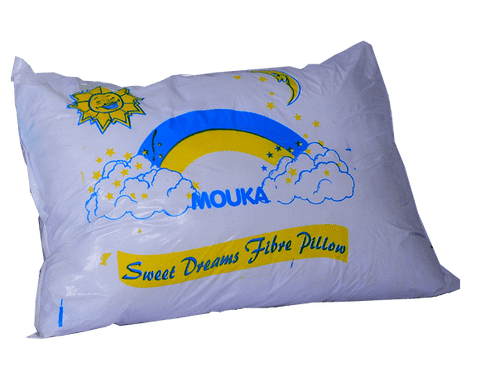 Fibre wool pillow-Mouka