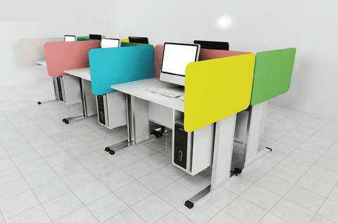 Flexchrome Workstation-6pax