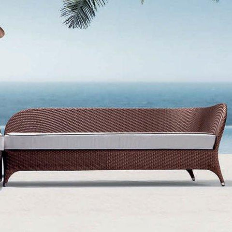 Flora Patio Daybed with Cushion