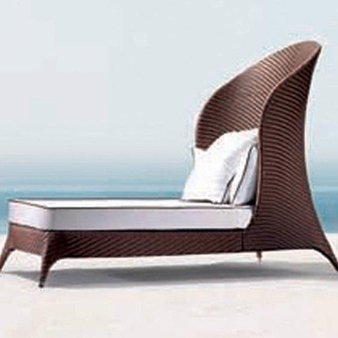Flora Patio Daybed with Cushions