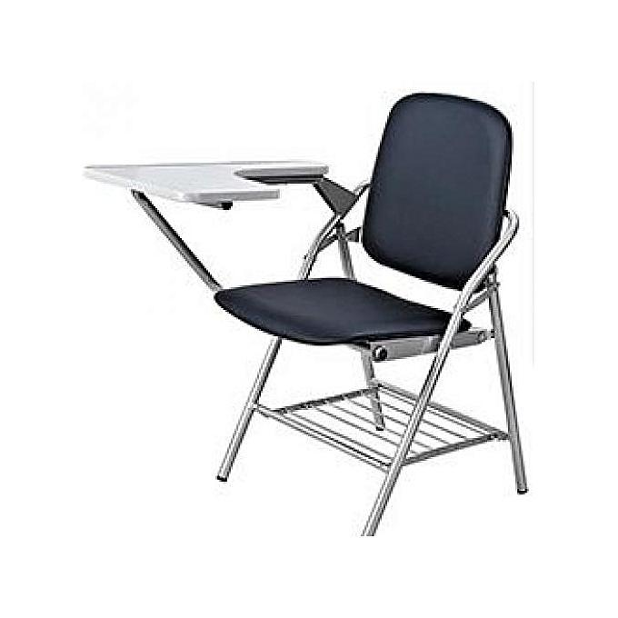 Folding Training Chair With Writing Pad
