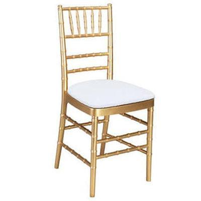 Gold Chiavari  Chair-Y-228