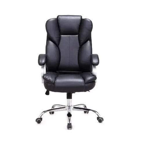 High Back Executive Office Chair - Black