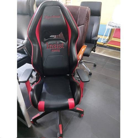Insist Racing Style Executive Leather Chair