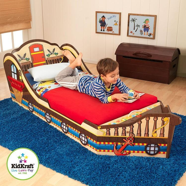 Kidkraft Toddler Bed With Free Mattress