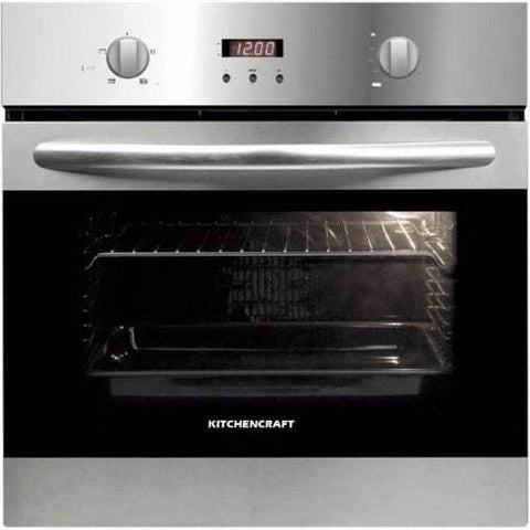KITCHENCRAFT 60cm Built-in Gas Oven