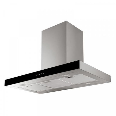 KITCHENCRAFT 90cm T Shape Island Cooker Hood-3124i-European Style