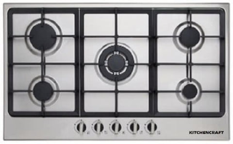 KITCHENCRAFT Built-in Cooker Hob - Silver Built-in Cooker Hob - Silver. KITCHENCRAFT Built-in Cooker Hob - Silver ₦135,000 Quantity: - 1 + Buy Now