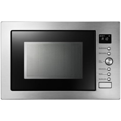 KITCHENCRAFT Built-In Microwave Oven - 34L + Convection + Grill - Stainless Steel