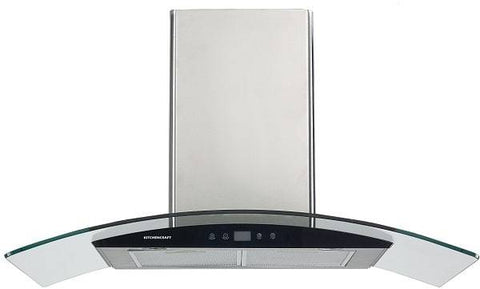 KITCHENCRAFT Digital Touch Cooker Hood Extractor-(3156)
