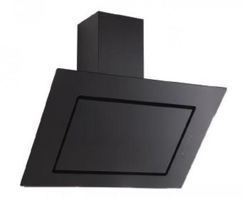 KITCHENCRAFT Tempered Glass Cooker Hood - 90cm - Black - (3262.90)