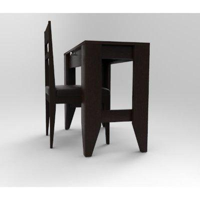 Leila Reading Set -Dark Brown