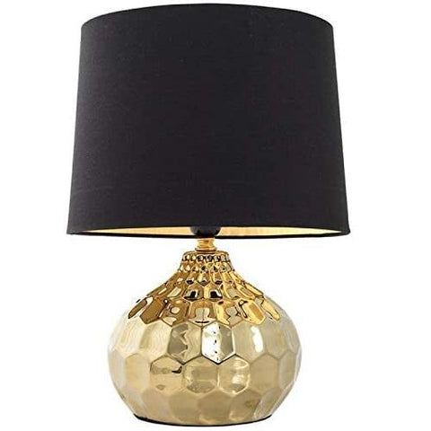 Leonardo Gold Base Table Lamp