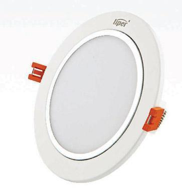 LIPER 12W LED RECESSED DOWN-LIGHT