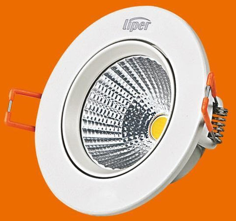 LIPER 5W LED RECESSED DOWN-LIGHT