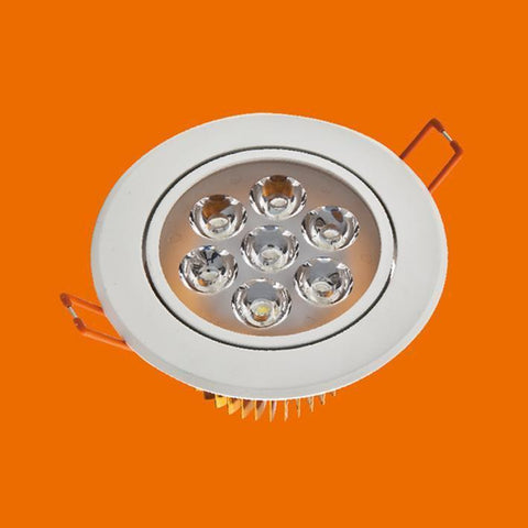 LIPER 7W LED RECESSED DOWN-LIGHT
