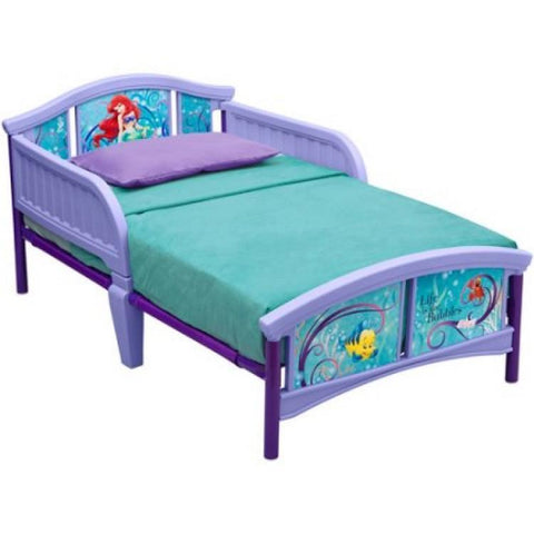 Little Mermaid Toddler Bed With Free Mattress