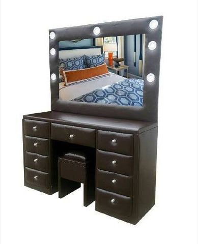Medarene full Mirror Dressing Table