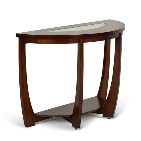 Merlot Cherry Console Table