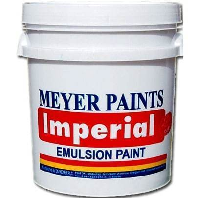 Meyer Imperial Emulsion Deep Colours - 4Litres