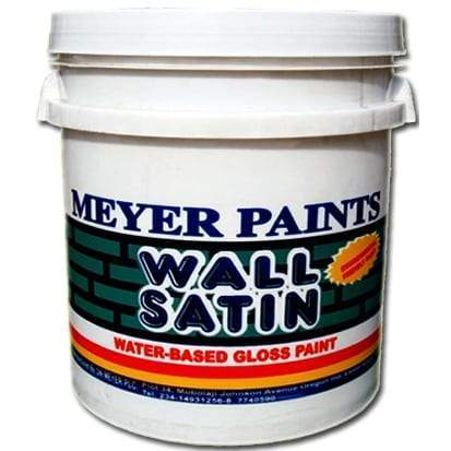 Meyer Wall Satin - 4Litres