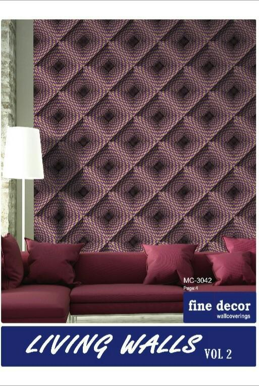 Modern City Wallpaper Per Roll-MC33042