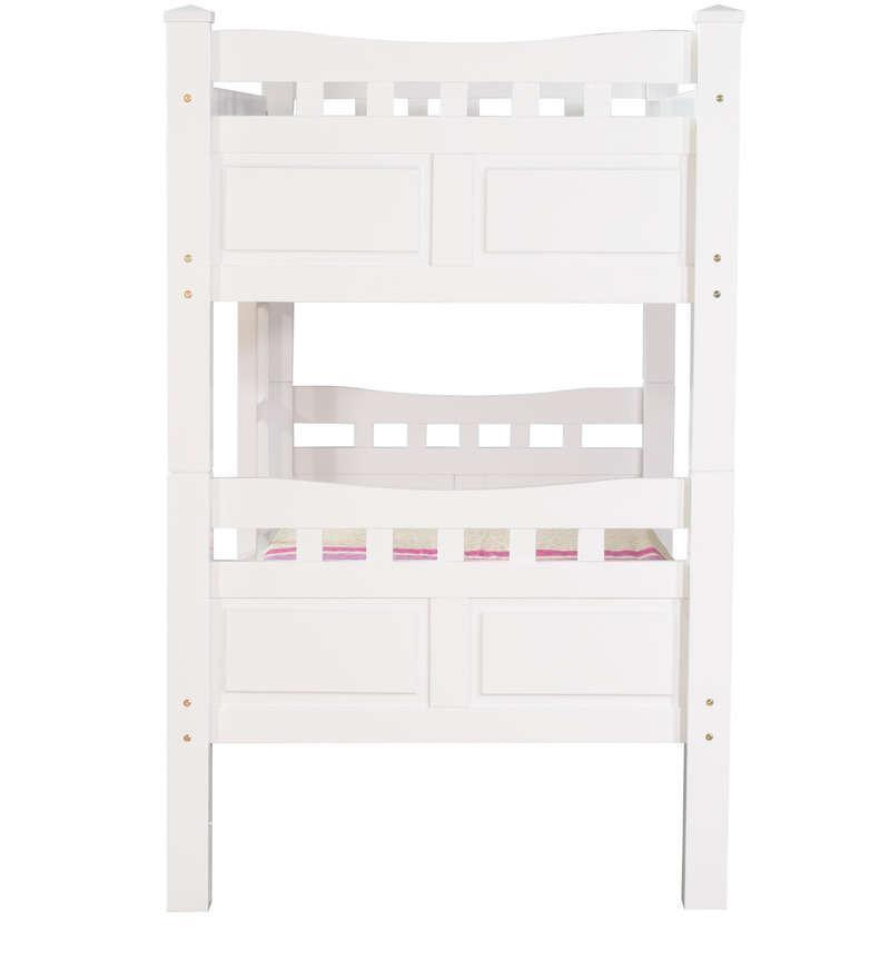 Mollycoddle Bunk Bed in White Finish