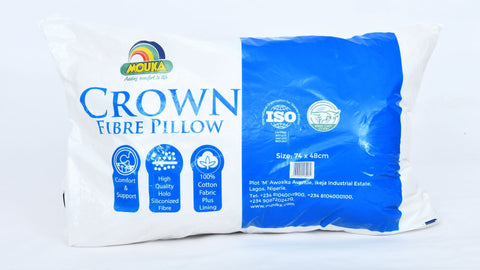 Mouka Crown Fibre Pillow
