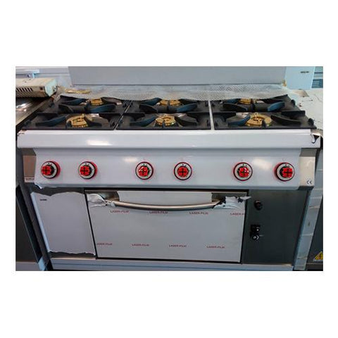 Offcar CBG716 Gas Cooker (6 burner + Gas Oven)