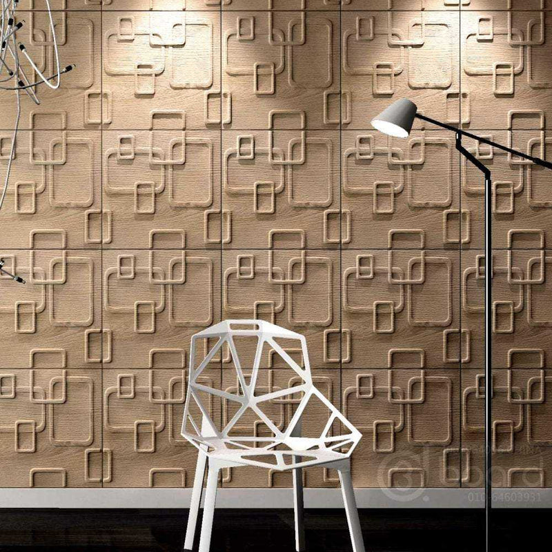 OLINA 3D Wall Panel per square meter