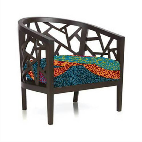 Olusola Accent Chair