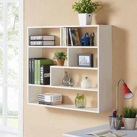 Plywood Wooden Book Rack
